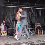 Le tango argentin de Sandra et Pierrick